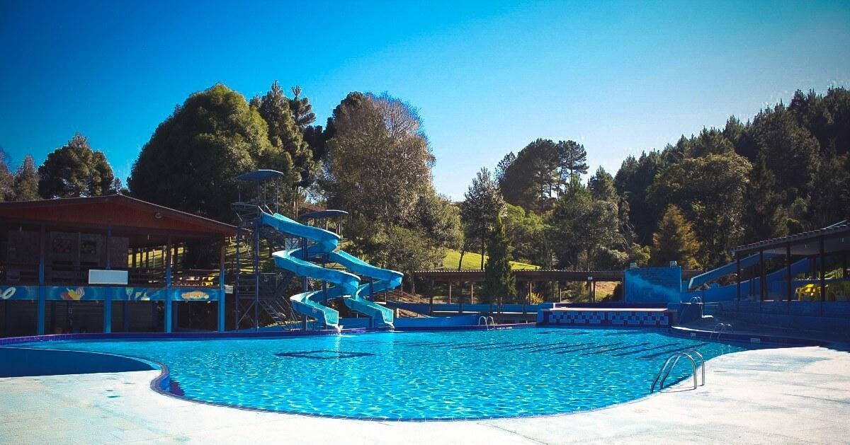 piscina parque piazito park hotel 4